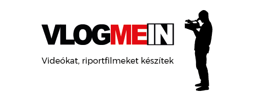 Vlog Me In Logo