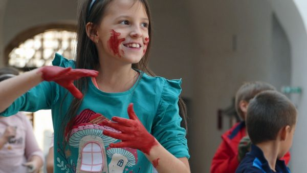 Kézmosás világnapja a Siklósi várban