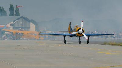 Repülőgéppel driftelni